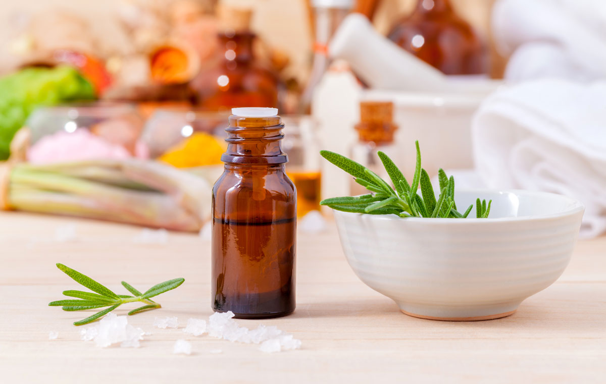 shaman connect - culinair aromatherapie koken met etherische oliën